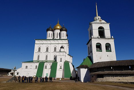 Pskov treasures